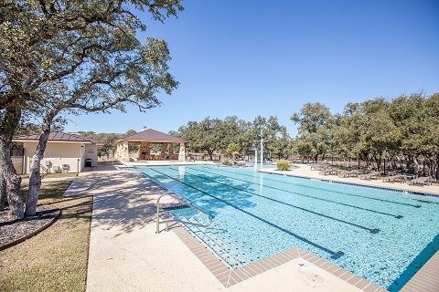 Copper Ridge Subdivision - Swimming Pool & Pavilion