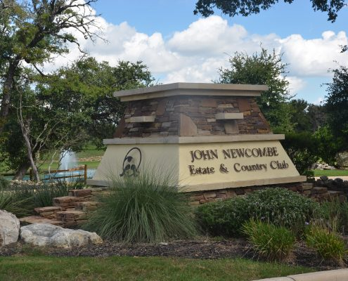 John Newcombe Estate & Country Club - New Braunfels Texas