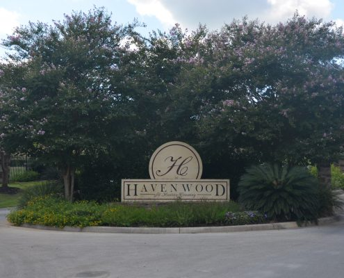 Havenwood Subdivision, New Braunfels Texas