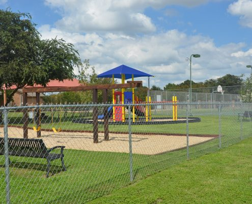 Southbank Subdivision Playground - New Braunfels Texas